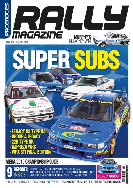 Issue 174 - February 2019